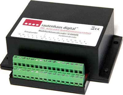 Multifunctionele decoder SLX888N